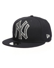 New Era - 9Fifty Shimmer Team NY Yankees Snapback Hat-2259018