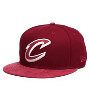 New Era - 9Fifty Tonal Choice Retro Cleveland Cavaliers Snapback Hat-2259028