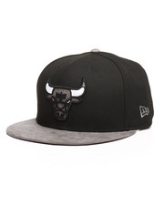 New Era - 9Fifty Tonal Choice Retro Chicago Bulls Snapback Hat-2259027
