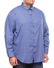 Men - L/S Flex No-Iron Stretch (B&T)-2259543