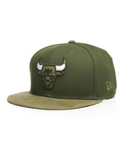New Era - 9Fifty Tonal Choice Retro Chicago Bulls Snapback Hat-2259026
