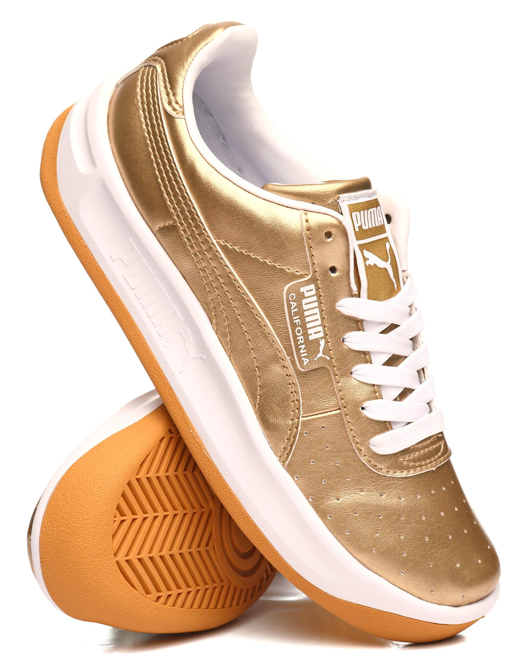 30503c5922 Buy California Metallic Jr Sneakers (4-7) Boys Footwear from Puma ...