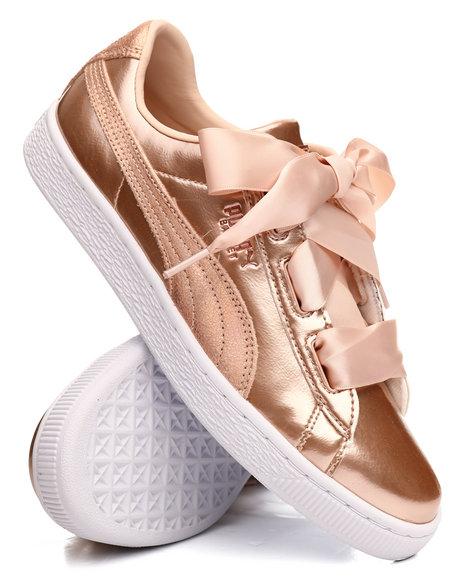 Puma - Basket Heart Lunar Lux Jr Sneakers (4-7)