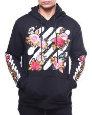 Buyers Picks - Floral barcode hoody-2262532