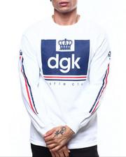 DGK - Hustle Club L/S Tee-2262446