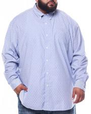 Chaps - L/S Stretch EasyCare H-Ec Stretch Sport Shirt (B&T)-2262944