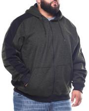 Big & Tall - Side Panel Marled Fleece (B&T)-2263093