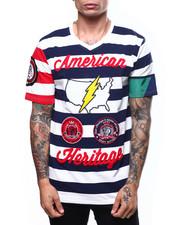 Heritage America - US BOLT Stripe TEE-2262825
