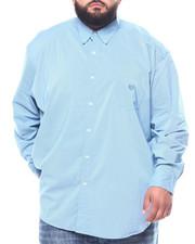 Chaps - L/S Stretch EasyCare H-Ec Stretch Sport Shirt (B&T)-2262936