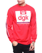 DGK - Hustle Club L/S Tee-2262442