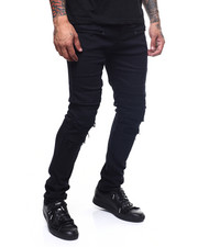 Buyers Picks - TWILL PANT WITH RIPS-2260537