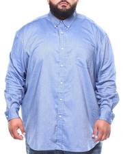 Chaps - L/S Stretch EasyCare H-Ec Stretch Sport Shirt (B&T)-2262932