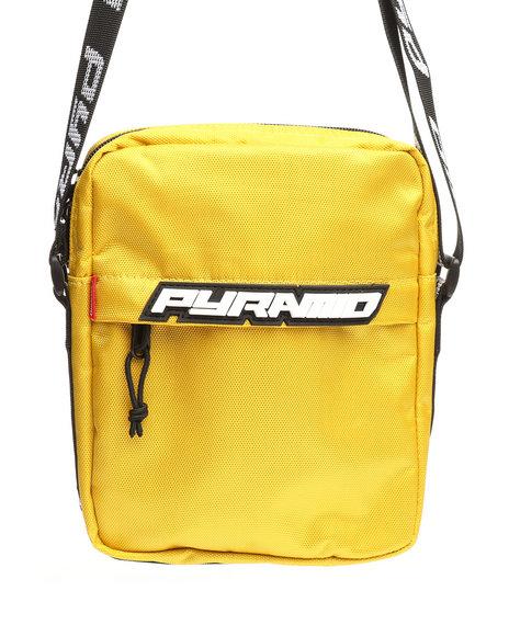 74e633cf65c Buy Pyramid Shoulder Bag (Unisex) Men s Bags from Black Pyramid ...