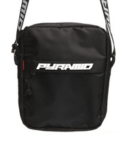 Black Pyramid - Pyramid Shoulder Bag (Unisex)-2260379