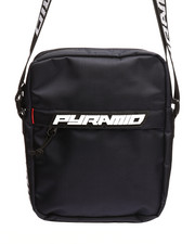 Bags - Pyramid Shoulder Bag (Unisex)-2261951