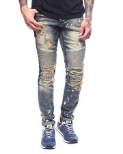 Heritage America - RIPPED MOTO JEAN-2262600