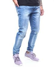 Jordan Craig - Sean Skinny Fit Blownout knee Stretch Jean-2262306