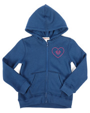 Girls - True Religion Hoodie (4-6X)-2261926