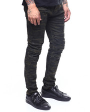 Buyers Picks - TWILL PANT WITH RIPS-2262425