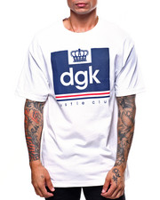 DGK - Hustle Club Tee-2262451