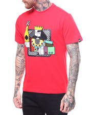 Buyers Picks - Ace of Kings Tee W Chenille-2263459