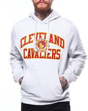Mitchell & Ness - CLEVELAND CAVALIERS Playoff Win Hoody-2263788
