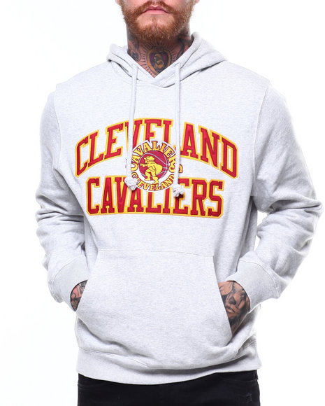 Mitchell & Ness - CLEVELAND CAVALIERS Playoff Win Hoody