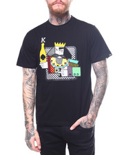 Buyers Picks - Ace of Kings Tee W Chenille-2263428