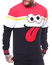 Sweatshirts & Sweaters - POP COLOR BLOCK SWEATSHIRT-2263716