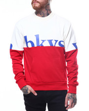 BKYS NY COLORBLOCK SWEATSHIRT