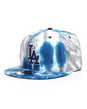New Era - 9Fifty Marbled Team LA Dodgers Snapback Hat-2259023