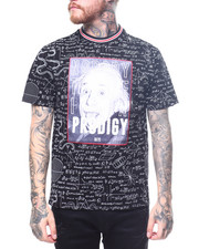 Buyers Picks - Prodigy Tee W Suede Patch + Chenille-2263313