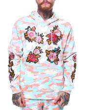 Buyers Picks - Floral barcode hoody-2262526