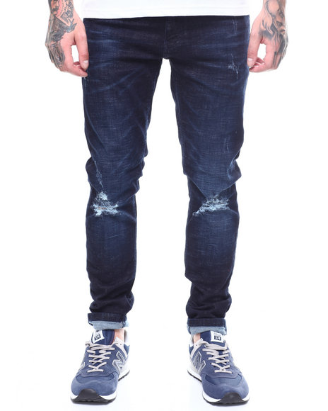 Copper Rivet - BLOWN OUT KNEE JEAN