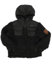 Weatherproof - Sherpa Fleece Jacket (4-7)-2263237