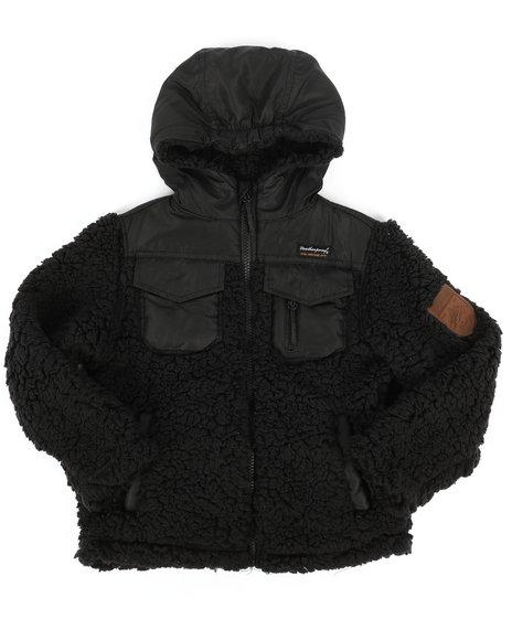 Weatherproof - Sherpa Fleece Jacket (4-7)