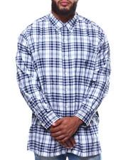Men - L/S Stretch EasyCare H-Ec Stretch Sport Shirt (B&T)-2263061