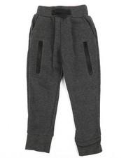 Arcade Styles - Fleece Jogger Pants (2T-4T)-2263245