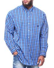 Men - L/S Stretch EasyCare H-Ec Stretch Sport Shirt (B&T)-2263039