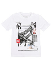 Zoo York - Schizoid Tee (8-20)-2263170