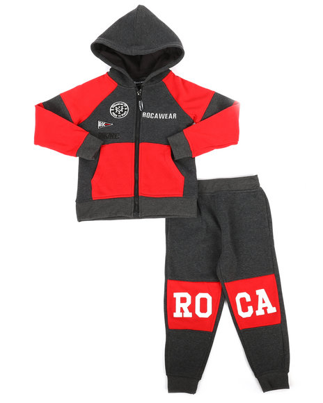 Rocawear - New Roc City 2 Piece Set (4-7)
