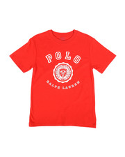 Polo Ralph Lauren - Cotton Jersey Graphic Tee (8-20)-2259974