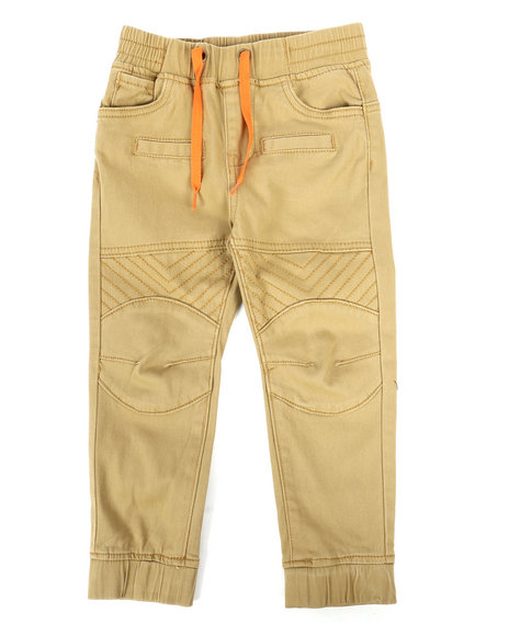 Rocawear - Pull On Twill Jogger Pants (4-7)