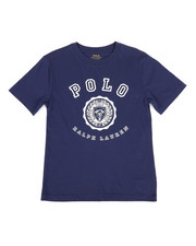 Polo Ralph Lauren - Cotton Jersey Graphic Tee (8-20)-2259963