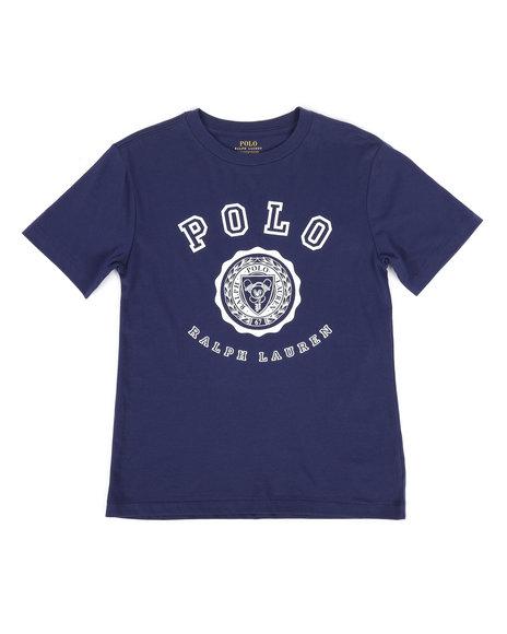 Polo Ralph Lauren - Cotton Jersey Graphic Tee (8-20)