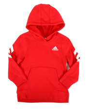 Adidas - Altitude Heather Pullover Hoodie (4-7X)-2262745