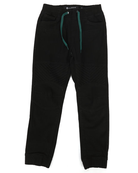 Rocawear - Pull On Twill Jogger Pants (8-20)