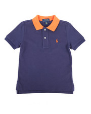 Polo Ralph Lauren - Cotton Mesh Polo Shirt (2T-4T)-2262775