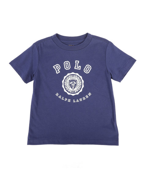 Polo Ralph Lauren - Polo Graphic Tee (2T-4T)
