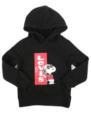 """Hoodies - Snoopy """"Joe Cool"""" Pullover Hoodie (2T-4T)-2262900"""